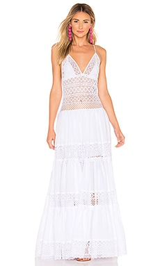 Макси платье miriam - Charo Ruiz Ibiza Летние платья фото