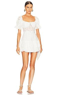 Jean Mini Dress Charo Ruiz Ibiza $504 Collections