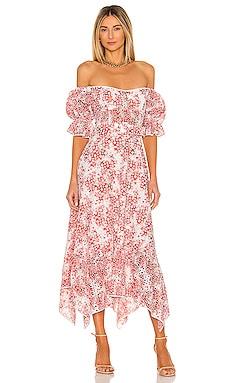 Lana Long Dress Charo Ruiz Ibiza $611