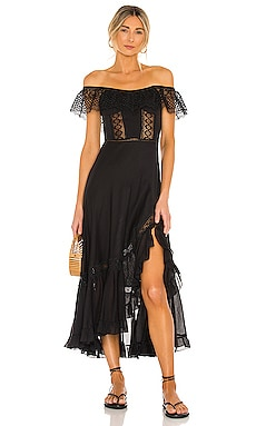 Louise Dress Charo Ruiz Ibiza $664