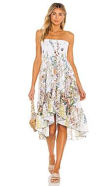 Mae Midi Dress Charo Ruiz Ibiza $400