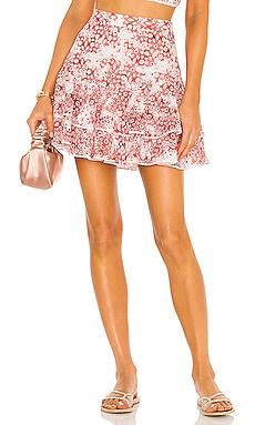 Natalie Mini Skirt Charo Ruiz Ibiza $350