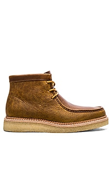 Clarks Originals Beckery Hike in Bronze Brown Leather