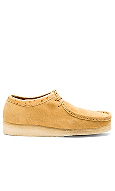 Clarks x Stussy Wallabee Low in Brown