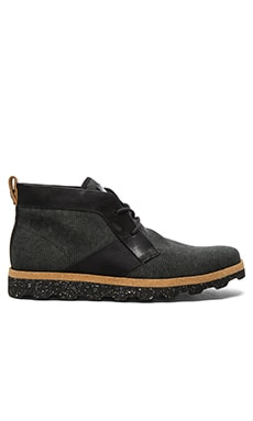 Clarks x Christopher Raeburn Bandar Lo in Black