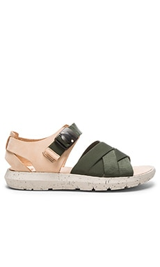 Clarks x Christopher Raeburn Jacala Strap in Natural