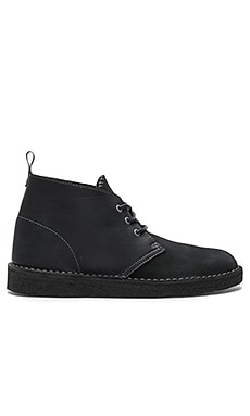 Desert Coal Boots Combi