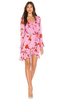 Malibu Ruffle Mini Dress