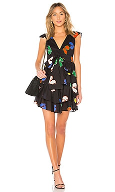 Ruffle Dress Cynthia Rowley $395