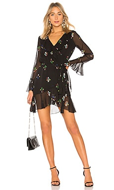 Malibu Wrap Dress Cynthia Rowley $190
