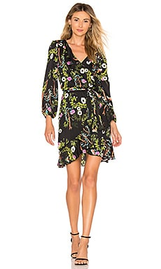 Malibu Wrap Dress Cynthia Rowley $395