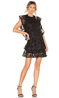 Lace Mini Dress Cynthia Rowley $425