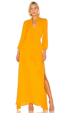 Ella Maxi Dress Cynthia Rowley $229