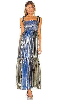 Maxi Dress Cynthia Rowley $595 NEW ARRIVAL