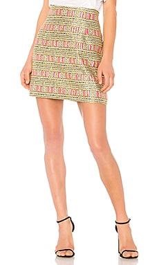 Bonfire Mini Skirt