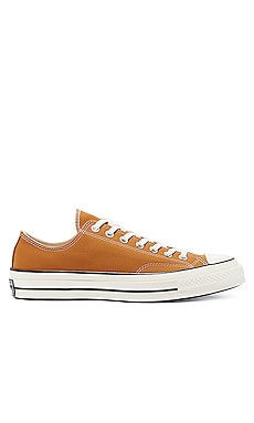 Chuck 70 Recycled Canvas Ox Converse $56