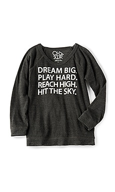 Dream Big Play Hard Tee