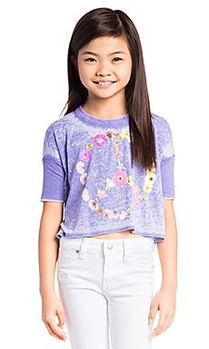 PEACE BLOSSOM 티셔츠