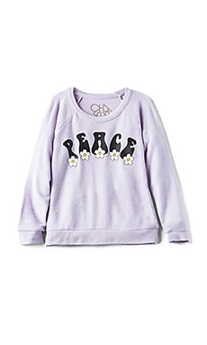 Hippie Peace Pullover