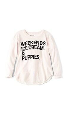 Weekends & Puppies Tee
