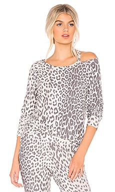 JERSEY VENTED NECK Chaser $57