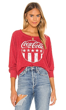 SWEAT COCA-COLA Chaser $84 BEST SELLER