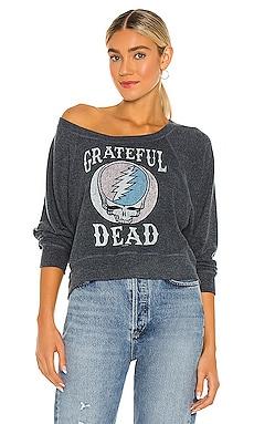 Grateful Dead Bliss Knit Pullover Chaser $84