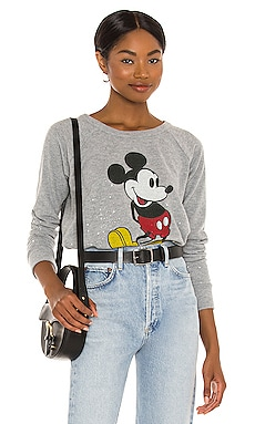 PULL CLASSIC MICKEY Chaser $84 NOUVEAU