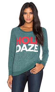 Chaser Holidaze Pullover in Camp
