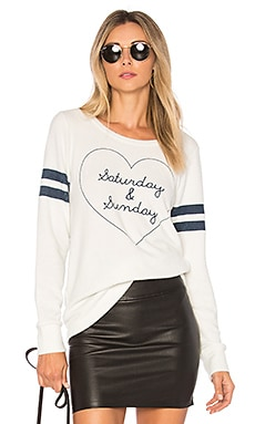 Saturday and Sunday Sweatshirt