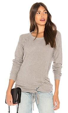 Love Knit Raglan Sweatshirt Chaser $59