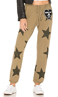 Star Patch Pant