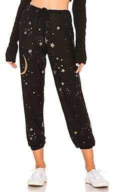 Moon and Stars Sweatpant Chaser $97
