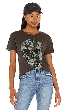 Camo Skull Tee Chaser $38