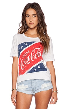 T-SHIRT COKE LOGO