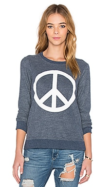 Peace Sign GraphicTee in Avalon