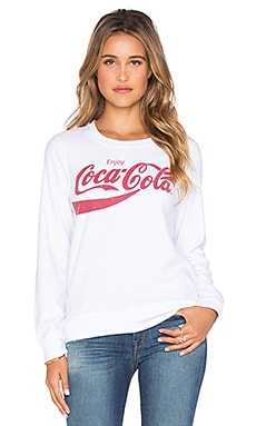 T-SHIRT GRAPHIQUE COCO COLA