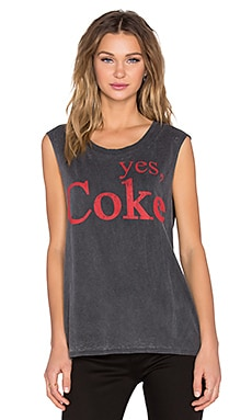 Chaser Coca Cola
