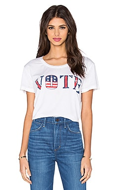 T-SHIRT GRAPHIQUE VOTE USA