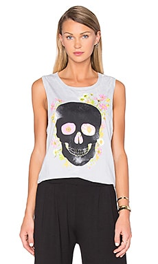 Dark Skull Tank in Misty