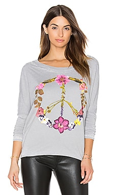 CAMISETA WILD FLOWER PEACE
