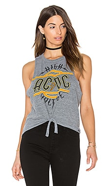 ACDC High Voltage Tank in Streaky Grey