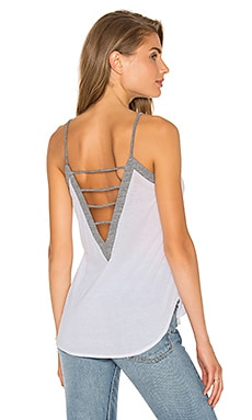 Strappy V Back Cami