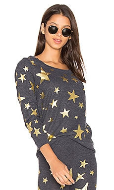 Starry Night Tee in 黑色