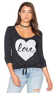 T-SHIRT HEART LOVE
