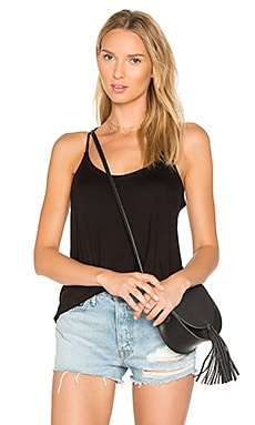 Strappy Scoop Neck Cami
