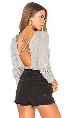 Thermal Strappy Tee