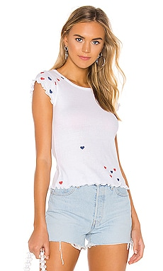 Baby Hearts Tee Chaser $62