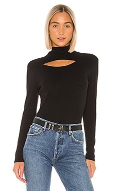 Vented Shirttail Turtleneck Tee Chaser $62