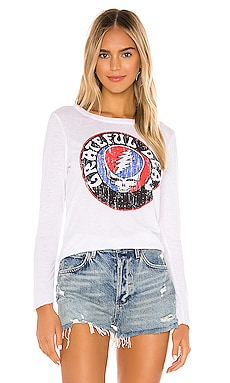 CAMISETA GRATEFUL DEAD STEAL YOUR FACE Chaser $68